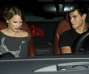 Awkward! Lea Michele & John Stamos Grill Taylor Lautner About Dating Taylor…