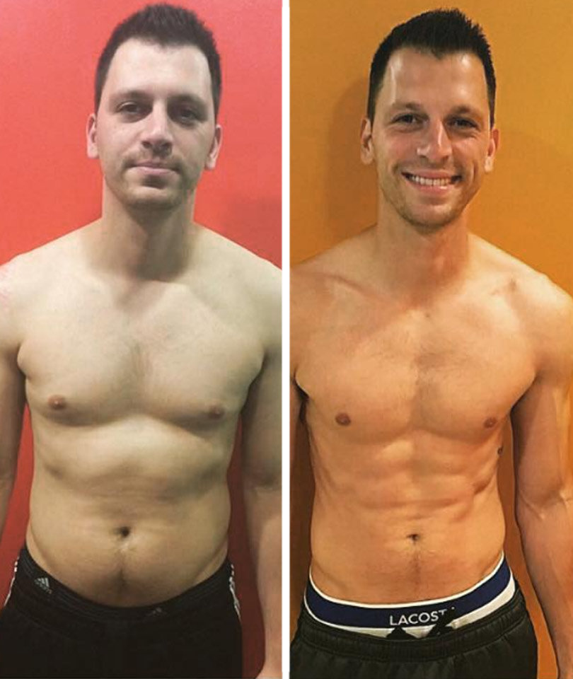 """RHONJ's"" Albie Manzo is Now Insanely Ripped -- See His Transformation!"