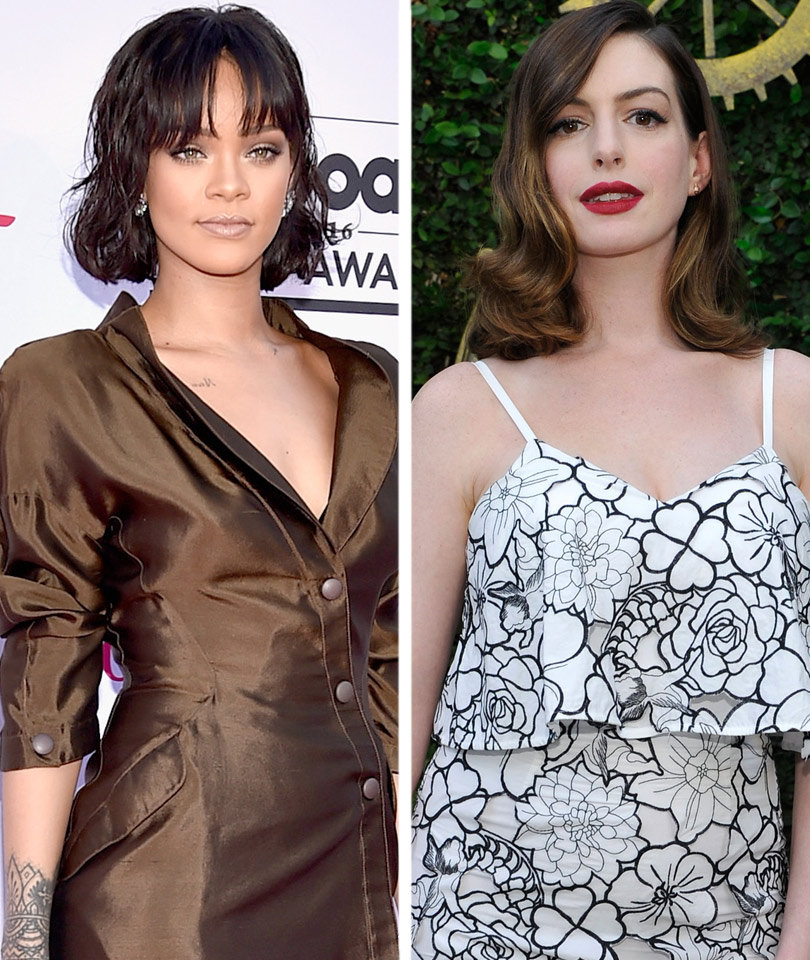 Best Cast Ever? Rihanna & Anne Hathaway To Star In All