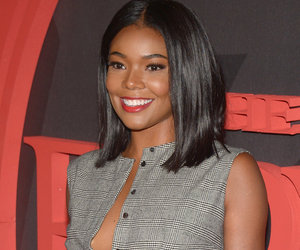 Gabrielle Union Debuts Blonde Bob -- Like Her Mane Makeover?!