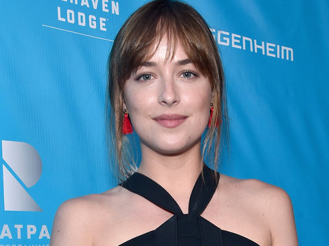 """Fifty Shades Of Grey"" Star Dakota Johson Shows Off Hot Bod In Cheeky New Photo!"