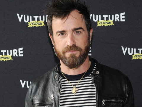 Justin Theroux Gets Cryptic Tattoo Following His 45th Birthday -- What's It Mean?!