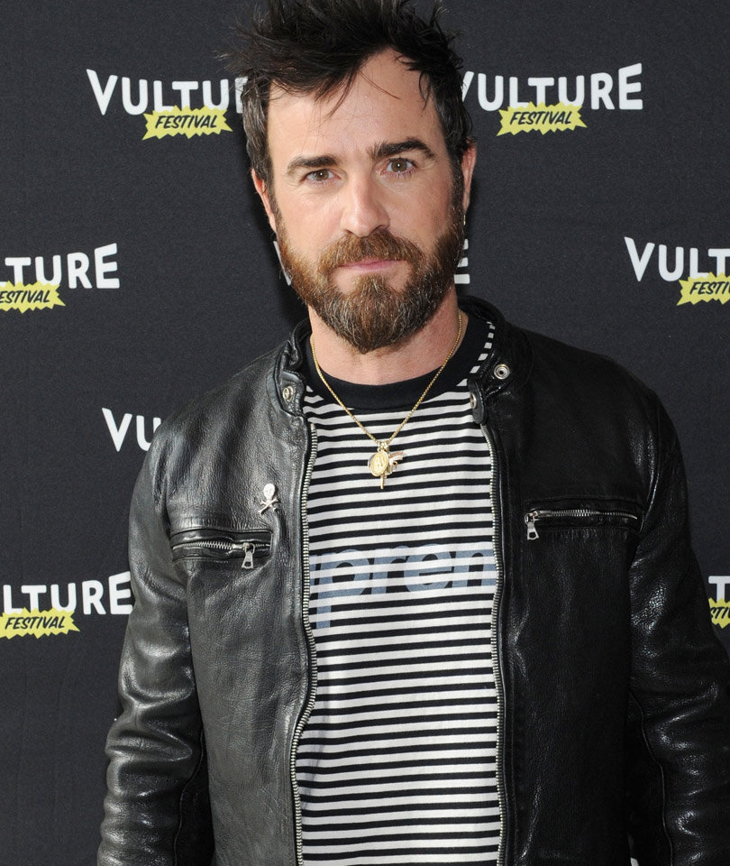 Justin Theroux Gets Cryptic Tattoo Following His 45th Birthday -- What's It…
