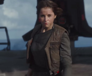 "See The New Action-Packed Trailer For ""Rogue One: A Star Wars Story"""