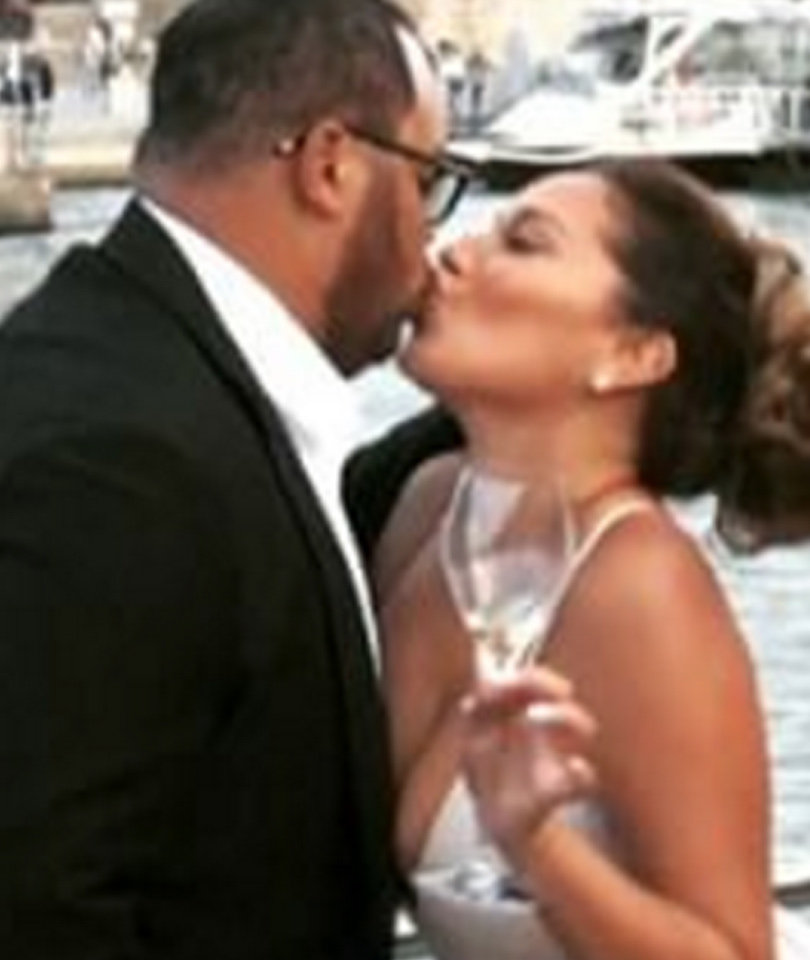 "Adrienne Bailon Dishes on Fiance Israel Houghton's ""Magical"" Proposal"