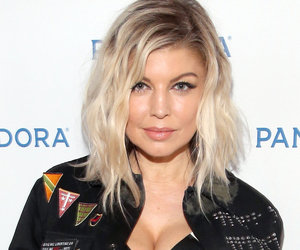 Fergie Channels Her Inner MILF In a Latex Bodysuit