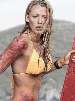 """Win """"The Shallows"""" on Blu-Ray -- And a Killer Viewing Party Prize Pack!"""