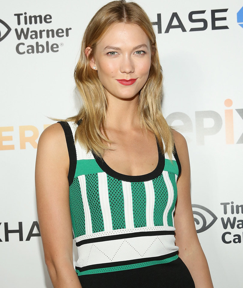 """Taylor Swift's BFF Karlie Kloss Silences Haters Who Call Her Out for Saying Kim Kardashian Is """"Lovely"""""""