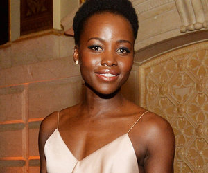 Lupita Nyong'o Looks SO Different With Long Hair -- See the Transformation!