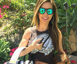 Audrina Patridge Shows Off Rock-Hard Abs Two Months After Giving Birth