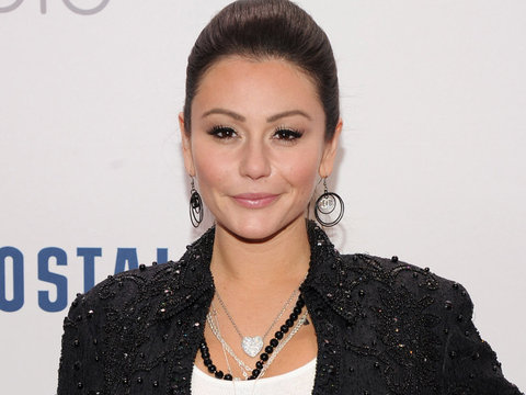 JWoww Shares New Picture Of Lookalike Son Greyson Valor -- See The Resemblance?