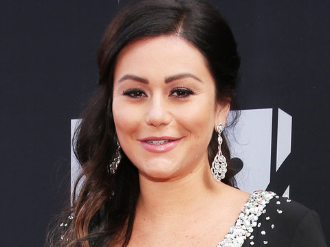 "Jenni ""JWoww"" Farley Looks Completely Different With Blonde Hair -- Like The Look?!"