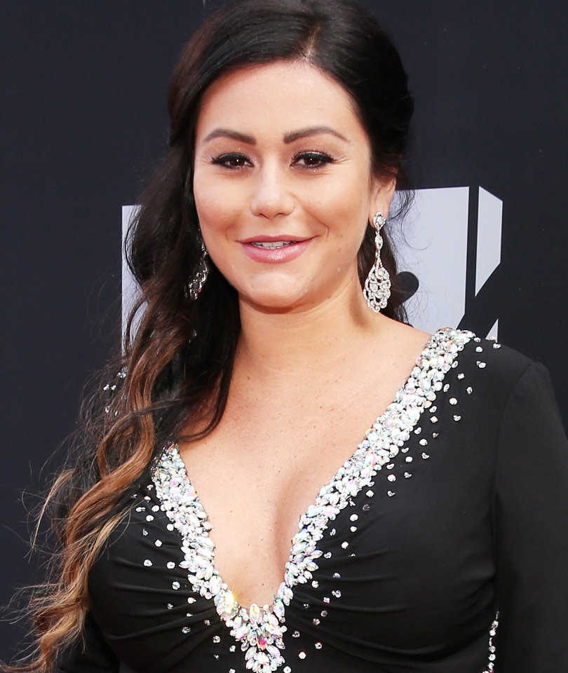 """Jenni """"JWoww"""" Farley Looks Completely Different With Blonde Hair -- Like The…"""