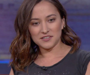 "Zelda Williams Talks ""Silver Lining"" In Father's Death"