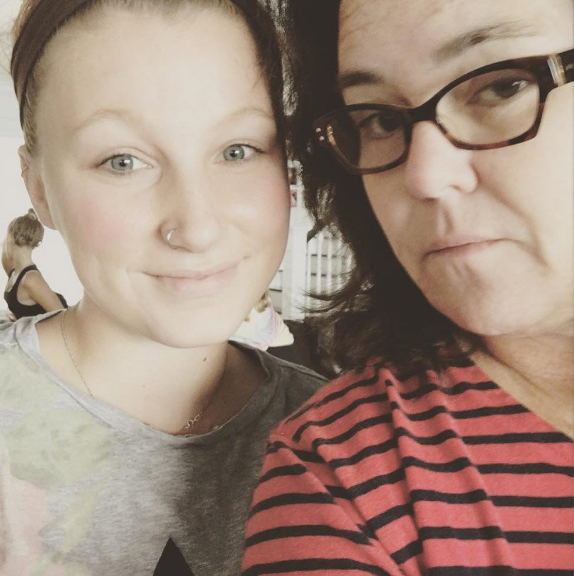 """Rosie O'Donnell Posts New Selfie With Estranged Daughter: """"What a Difference a Year Makes"""""""