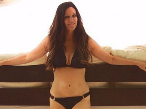 Bikini-Clad Patti Stanger Reveals Newly Slimmed-Down Body