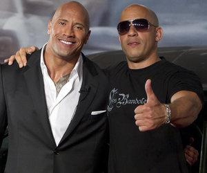"Vin Diesel Compliments The Rock Amid ""Fast & Furious 8"" Feud"