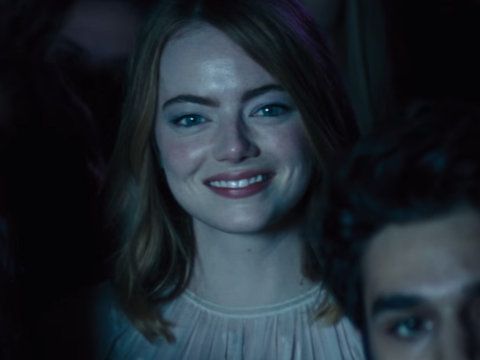 "Emma Stone Sings In Gorgeous New Trailer for ""La La Land"" with Ryan Gosling"