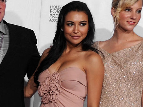 "Naya Rivera Reveals She Had an Abortion While She Was on ""Glee"""