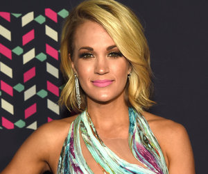 Carrie Underwood Proves She's Just as Stunning Without Makeup at the Gym