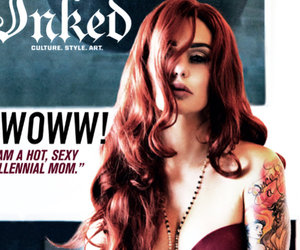 Jwoww's Post-Baby Booty Is Insane In Inked Mag Spread