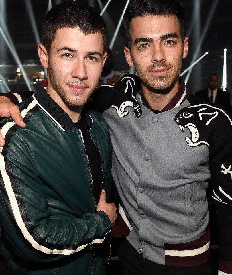 Nick & Joe Got Matching Tattoos Before the VMAs