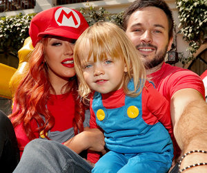 See Inside Amazing Mario-Themed B-Day Bash Christina Aguilera Threw for Summer…