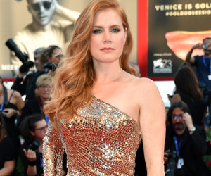 Amy Adams Is a Golden Goddess at Vence Film Festival