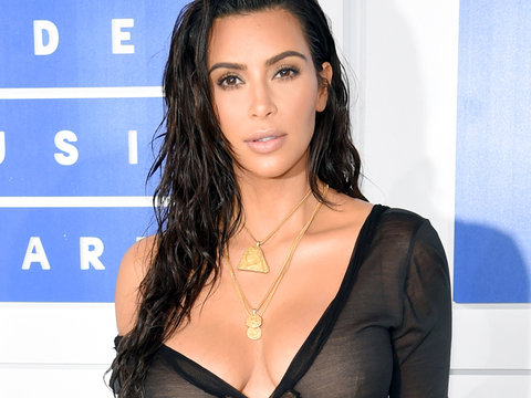 Kim Makes It VERY Clear She's Voting for Hillary Clinton