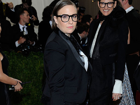 Odell Beckham Jr. Totally Dissed Lena Dunham at Met Gala