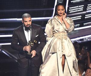 Rihanna Admits She Loves Drake After His VMAs Speech