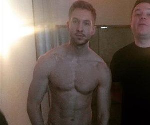 Calvin Harris Strips, Pauly D's PDA & More -- See This Week's Best…