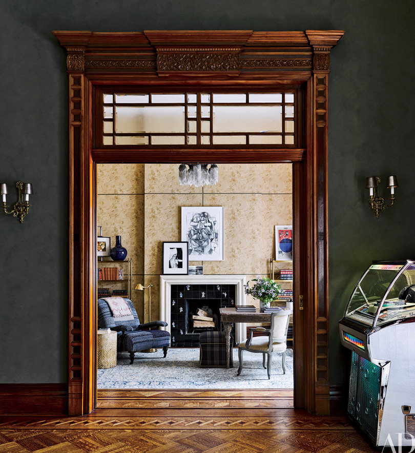 See Inside Jessica Chastain's Gorgeous New York City Apartment!