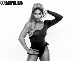 Whoa! Laverne Cox's Beyonce Transformation Is on Point