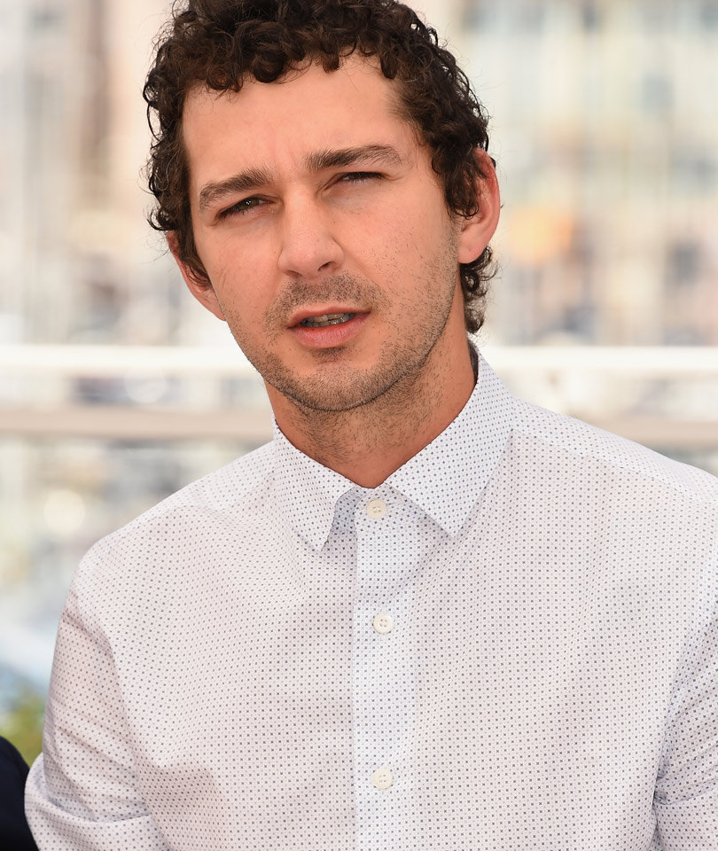 """Shia Talks Alcohol, Why He Wasn't Cast In """"Suicide Squad"""""""