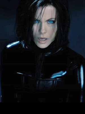 "Kate Beckinsale Is Back In Leather for ""Underworld: Blood Wars"""