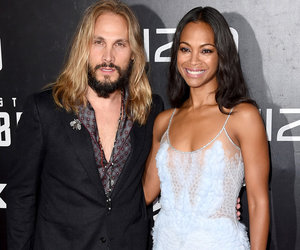 Zoe Saldana Shares Adorable Snapshot of Twins Cy & Bowie