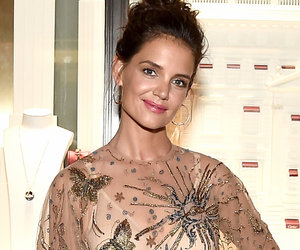 Katie Holmes Brings Her Mother to Cartier Event at NYFW