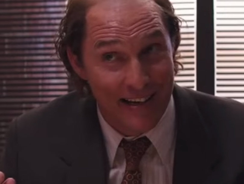 """See a Balding, Heavy Matthew McConaughey In First Trailer for """"Gold"""""""