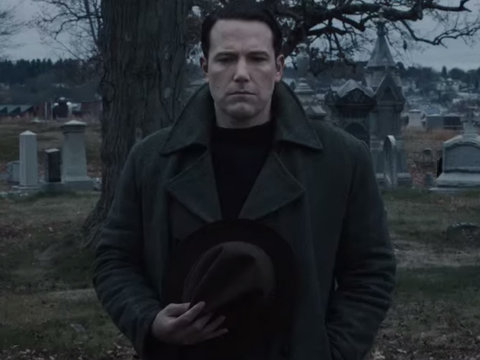 """Affleck Turns to Life of Crime In """"Live By Night"""" Trailer"""