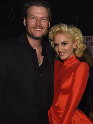 Gwen Stefani Finally Comments on Those Blake Shelton Marriage Rumors