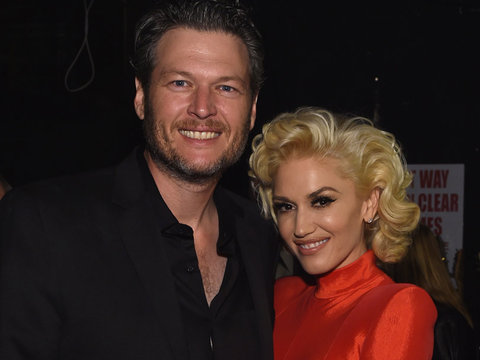 Gwen Stefani Finally Comments on Those Blake Shelton Marriage Rumors