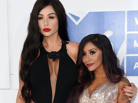 See Why Snooki Says JWoww's Vampy Makeover Backfired!