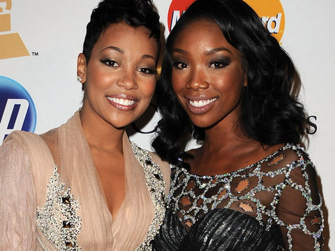 "Monica Talks Feud with Brandy -- ""It's Never Been An Easy Situation"""
