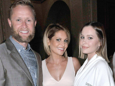 Candace Cameron's Daughter Makes Runway Debut