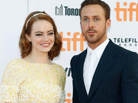 Emma Stone & Ryan Gosling Reunite at 2016 Toronto Film Festival