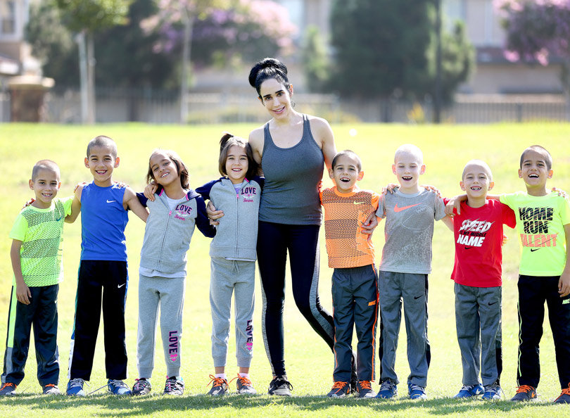 See Nadya Suleman & Her Octuplets Now -- As She Calls Her ...
