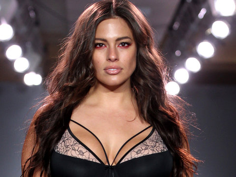 Ashley Graham Just Shut It Down at Her NYFW Lingerie Show