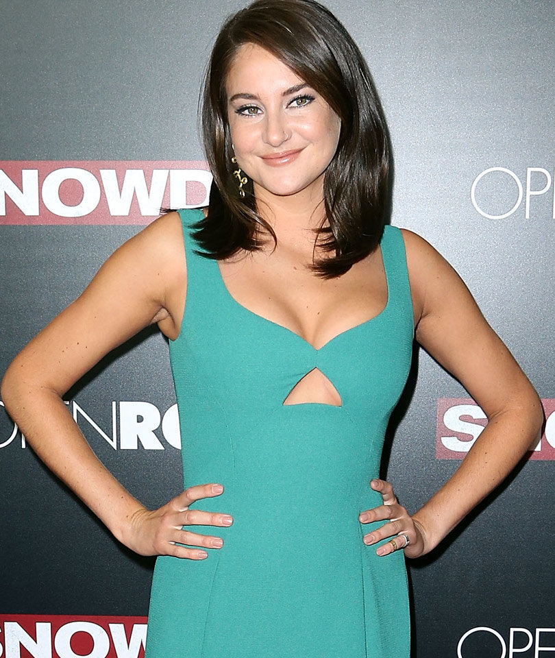 This Might Be Shailene Woodley's Hottest Look Yet