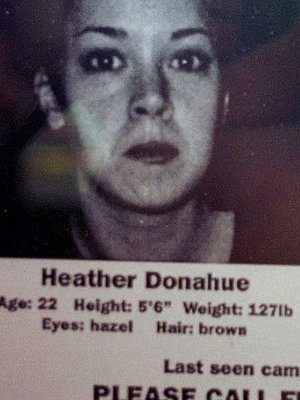 """Wow! See """"Blair Witch Project"""" Star Heather Donahue NOW"""